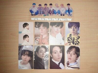 BTS Jungkook  MAP OF THE SOUL : 7 / persona photocard Select version 1 2 3 4
