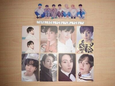 [BTS] MAP OF THE SOUL : 7 Official Folded Poster Choose Select version 1 2 3 4