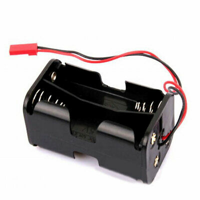 C1202-8JSTx1 RC Battery Holder Case Box Pack 4 x AAA Compatible JST x 1