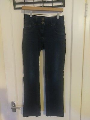 Next Petite Ladies Lift, Slim And Shaped Skinny Denim Jeans Size 10P #W