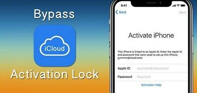 iCloud Activation Lock Bypass Removal Service Apple iPhone iPad