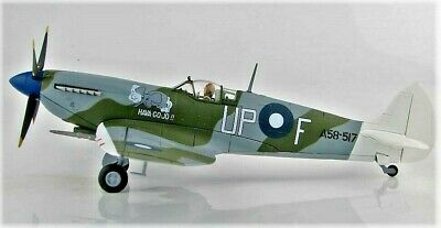 "Spitfire LF Mk.VIII A58-517 RAAF No. 79 Squadron Diecast Model  ""1/48"" Scale"