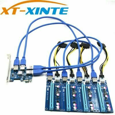 PCI-Express 3.0 16x To Pcie X16 Riser Extension Cable image Cards 16x Slot  K6C4