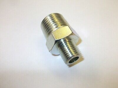 1/2 inch to 1/4 BSP PCL Genuine Airline Union Reducer Airflow Vertex Reducing