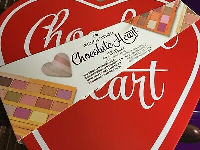 I LOVE CHOCOLATE HEART REVOLUTION SET ..new