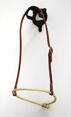Rope Mouthcloser / Noseband / Sperrhalfter Caveson