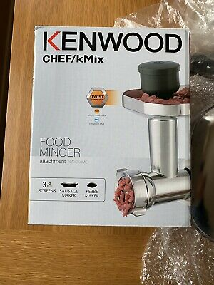 Kenwood - Food Mincer For kMix/chef