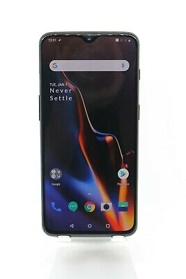 Oneplus 6T 128GB mirror black *Cracked Back* Android Smartphone mobile repairs