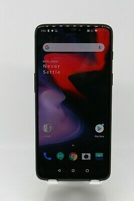 Oneplus 6 128/8GB *Broken Back* Android smartphone mobile repairs FREE FAST P&P