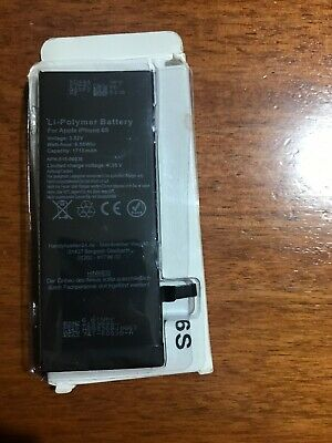 BATTERIA PER APPLE IPHONE 6S 1715 mAh RICAMBIO ORIGINALE