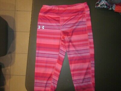 Under Armour Compression Pants-Youth Size Large