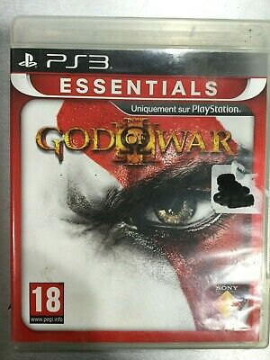 Jeu PS3 GOD OF WAR III