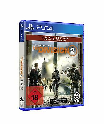 Tom Clancy's The Division 2 (Sony Playstation 4 Spiel, 2019, USK 18)