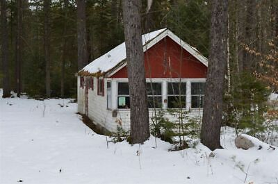 🏕️ 1/3 Acre with old cottage near lake - Perfect for cabin, RV, or tiny home!