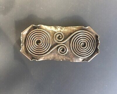 broche ancienne argent / antique silver brooch