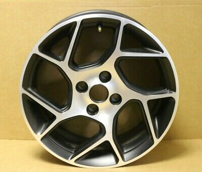 Genuine Ford Fiesta St Mk8 18 Alloy Wheel 5x2 Spoke Magnetite