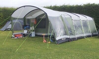 OUTWELL Vermont 7SA Tent Dual Protector Cover RRP £170