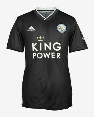 Leicester City Away Grey Shirt 2019/20 Brand New With Tags Grey Shirt Size S-2Xl