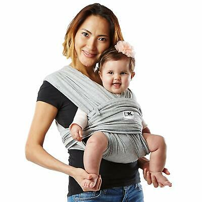 Baby K'tan Original Baby Wrap Carrier, Infant and Child Sling -