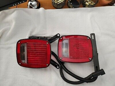 Set of Original GM Truck or Trailer Lights (07931A & 07923)