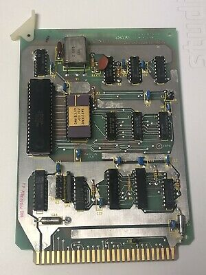 MOSTEK MDX-MATH  Board 450-00509-00 Used.