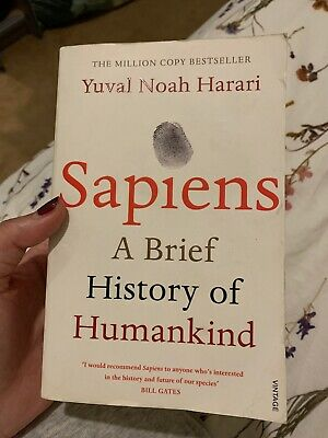 Sapiens: A Brief History of Humankind by Yuval Noah Harari (Paperback, 2015) by