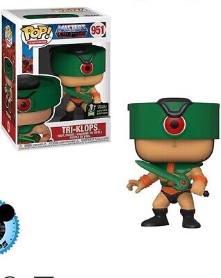 Funko Pop! Tri-Klops ECCC Exclusive Masters Of The Universe Preorder Shared