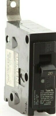 "Real Bolt On B120 - Siemens / ITE  Plug-In Circuit Breaker ""2 Year Warranty"""