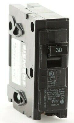 "Q130 - Siemens / ITE  Plug-In Circuit Breaker ""2 Year Warranty"""
