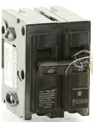 "Authentic Siemens Q250 -  ITE  Plug-In Circuit Breaker ""2 Year Warranty"""