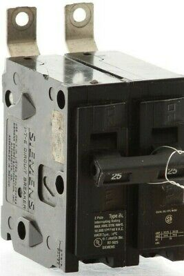 "Authentic Siemens B225 -  ITE  Plug-In Circuit Breaker ""2 Year Warranty"""
