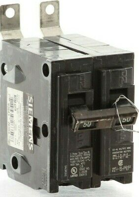 "Authentic Siemens B250 -  ITE  Plug-In Circuit Breaker ""2 Year Warranty"""