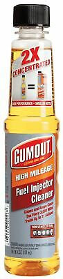 Gumout 510013 6 Oz High Mileage Fuel Injector Cleaner