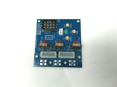 Power Distribution Board PCB For Slam-A-Winner Redemption Arcade Game - Tested -