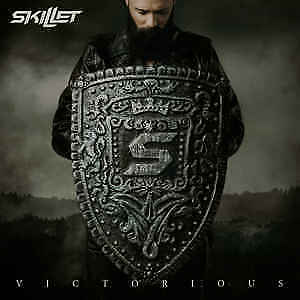 Skillet - Victorious CD Like new