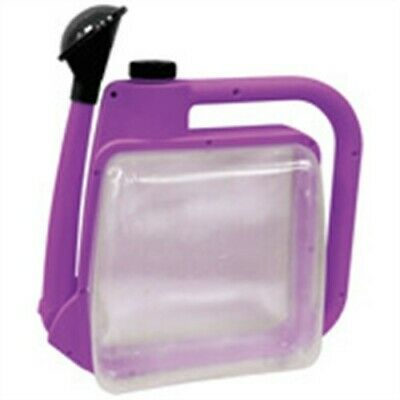 Centurion 1408 6 Liters/1.5 Gallons Clear/Purple Collapsible Water Can