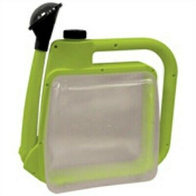 Centurion 1407 6 Liters/1.5 Gallons Clear/Lime Green Collapsible Water Can