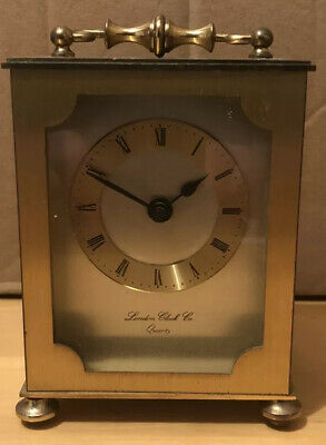 London Clock Co Carriage Mantle Clock