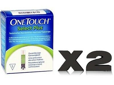 Tiras reactivas One Touch Select plus 200 Uds.