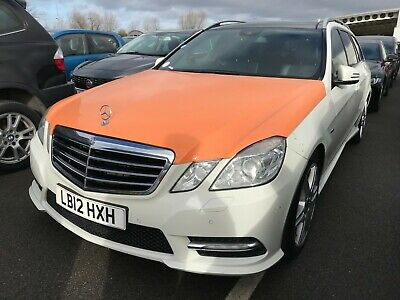 2012 Mercedes-Benz E220 2.1 Cdi B/E Sport - 1F/Owner, 13 Stamps, Nav, 1/2Leather