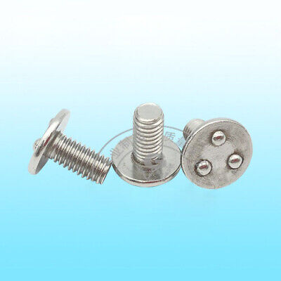 """Ohio #RNZ 2113 725pcs Stainless Steel Weld//Nuts 1//4/""""-20 RN Style 9lb"""