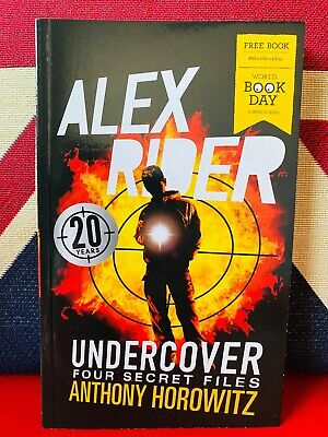 World Book Day 2020: Alex Rider Undercover by Anthony Horowitz (Paperback) NEW