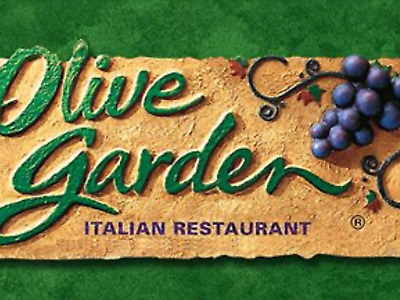$50 Olive Garden Gift Card—Free Shipping!