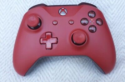 Official Microsoft xbox one controller  - Red