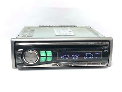 ALPINE CDE-9846r Car CD MP3 FM Player Stereo