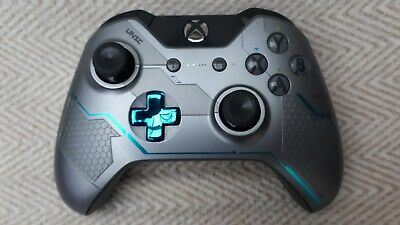 Official Microsoft xbox one controller  - Rare Limited Edition Halo 5