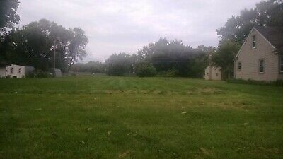 Five huge vacant lots in Rockford, Illinois