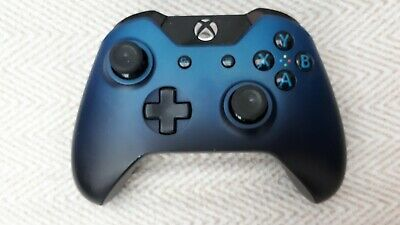 Official Microsoft xbox one controller  - Limited Edition Dusl Shadow