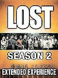 Lost - Series 2 - Complete (DVD, 2006, 6-Disc Set, Box Set) the extended version