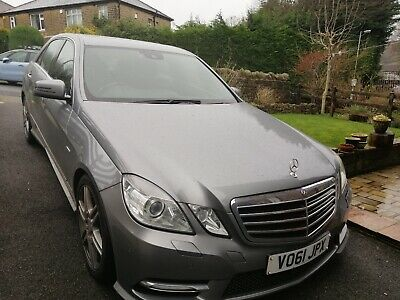 E250 CDI Amg Sport Edition 7G Tronic Met Grey